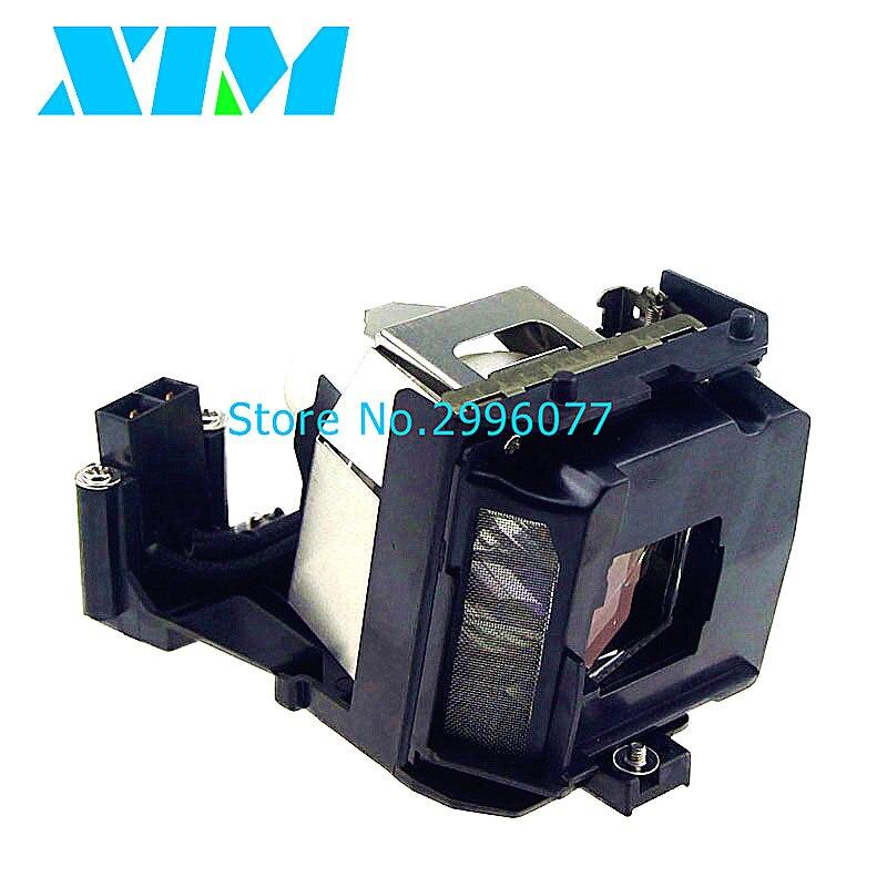 Hurtownie wysokiej jakości AN F212LP lampa projektora z obudową dla Sharp PG F212X PG F255W PG F262X PG F267X PG F312X PG F317X w Żarówki projektora od Elektronika użytkowa na  Grupa 1
