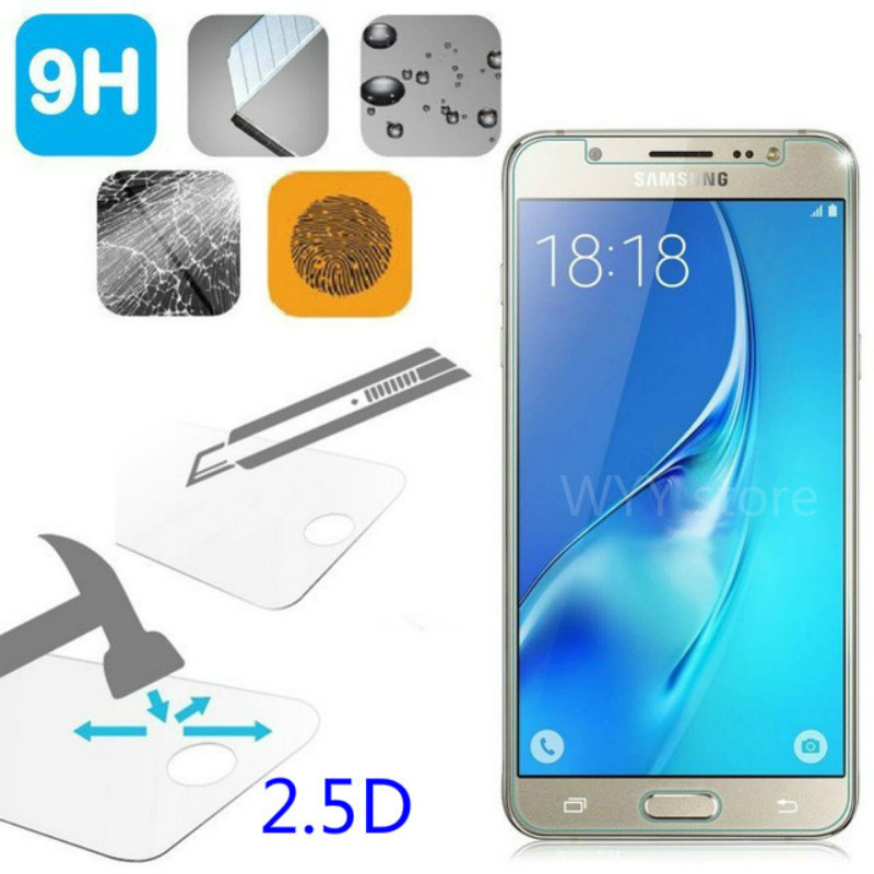 2344ea31b11 9 H Tempered Glass For Samsung Galaxy J3 J5 J7 Neo Core Nxt J701 A3 A5 2015  Protective