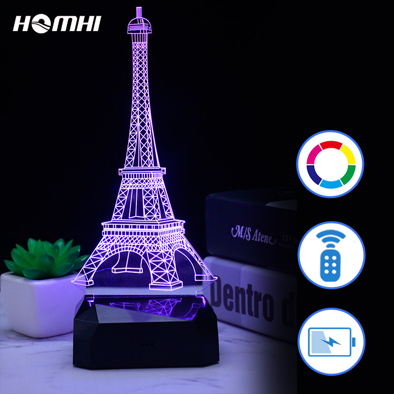 eiffel tower luna 3d lamp kids veilleuse enfant led sensor light paris france touch lampara de mesa iluminarias decorativa gifteiffel tower luna 3d lamp kids veilleuse enfant led sensor light paris france touch lampara de mesa iluminarias decorativa gift