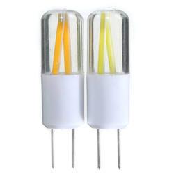 1,5 W светодиодный осветительный прожектор лампы теплый свет/Белый светодиодный Edison ЛАМПЫ G4 Светодиодная лампа накаливания свет/DC 12 V колба