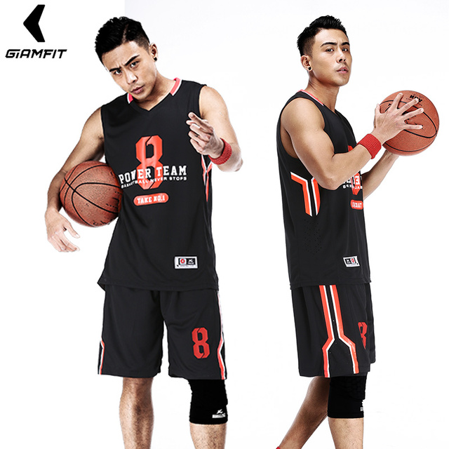7b7dff3a0aa Retro Jerseys Basketball Men Basketball Jersey Custom Youth Basketball  Uniforms Breathable Team Training Sports Tee Outdoor Suit