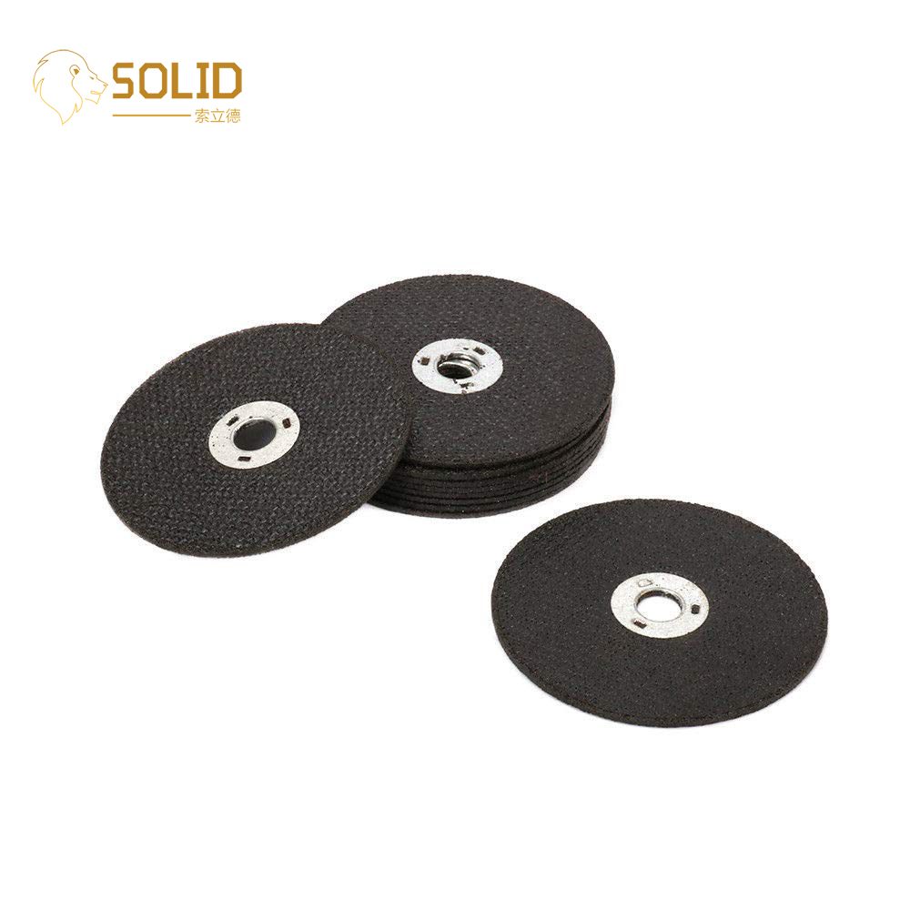 50Pcs 3 Inch Resin Fiber Cutting Wheel Disc Blade Set for Angle Grinder Cutting Metal Plastic