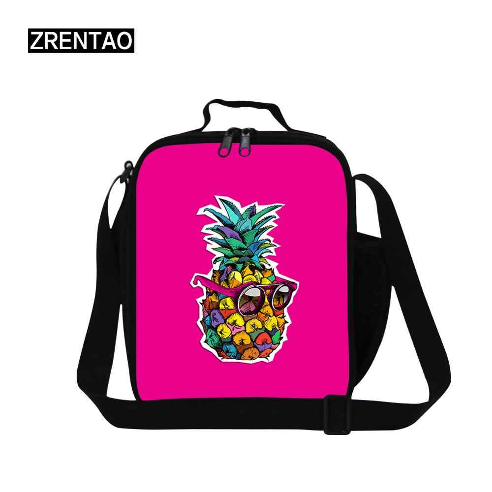 27d5b3e90151 Bento Box Lunch Bags With Long Adjustable Shoulder Straps Small Bottle  Holder Lunchbox For Baby Boys Girls Schooler Picnic Bags