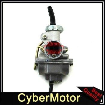 Mercado de carbohidratos 20mm carburador para XR75 XR80 XR80R XR 75 80R pozo Motor de tierra de la bicicleta de la motocicleta