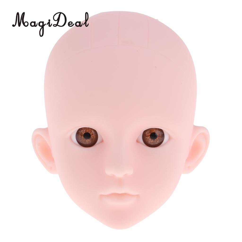 Safety 14mm Eyes Hollow Eyeballs for Dollfie BJD Doll DIY Making Supplies