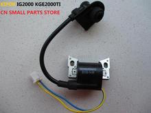 KG105-14100 KIPOR IG2000 IG2600 KGE2000TI KG158 катушки зажигания высокое давление пакет бензиновый двигатели для автомобиля запчасти