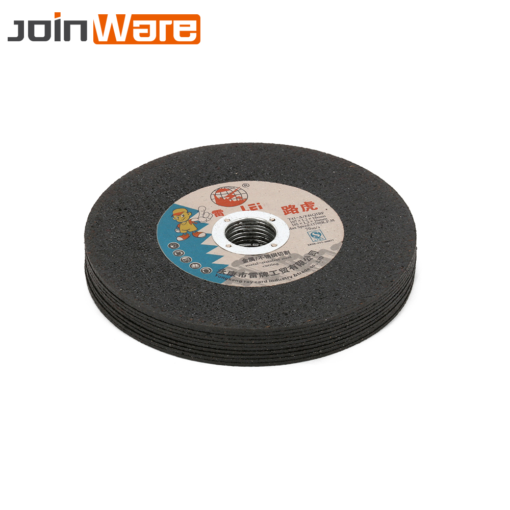 Image 5 - 105mm Resin Cut Off Wheel Cutting Disc for Iron Metal Stainless Steel Angle Grinder Grinding Wheel Blade Cutter 5 50Pc-in Saw Blades from Tools