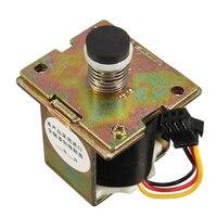 Uma peça ZD131 B acessórios de aquecedor de água a gás dc 3 v válvula solenóide durável auto escorvamento válvula SMT ZD002|valve dc|valve solenoid|valve solenoid water -