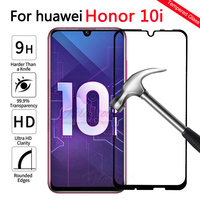 Protective Glass on For Honor 10i 10lite Screen Protector For Huawei honor 10i 10 Honor10 Lite light HRY LX1T Tempered Glas Film