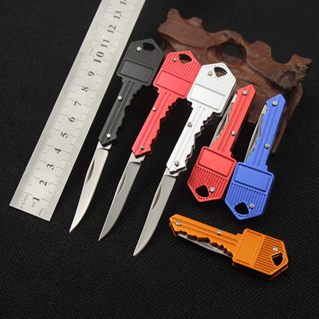 Camp Sharp Cutter Box Blade Peel Multi Razor Open Hang Outdoor Knife Pare Cutter Cut Fold Fruit Tool Carabiner Package Survive