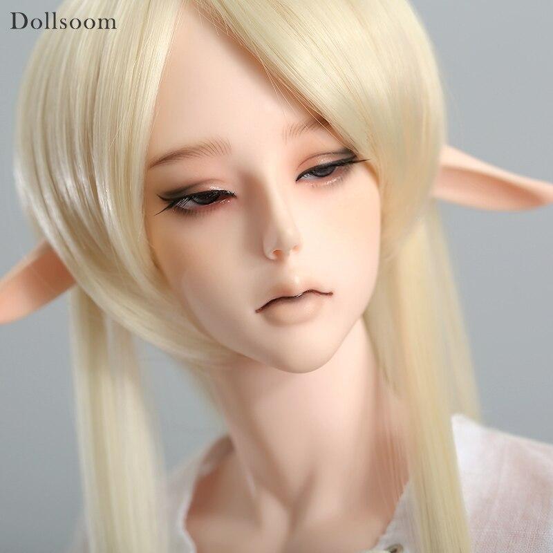 S Heliot Super Gem Male 1 3 BJD Doll Resin Figures Body Model Toys For Girls
