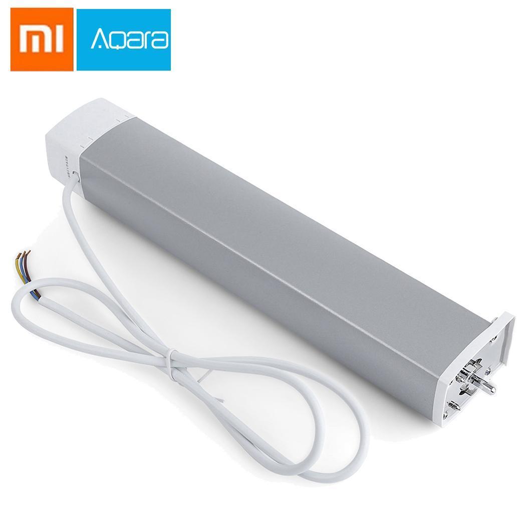 Aqara Smart rideau moteur Intelligent Zigbee Wifi pour xiaomi Smart Home dispositif télécommande sans fil Via mi Home APP