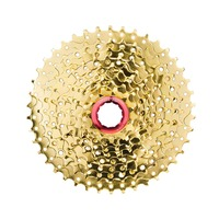 HOT Ztto 11 42T 10 Speed Wide Ratio Mtb Mountain Bike Bicycle Gold Golden Cassette Sprockets For Parts M6000 M610 M675 M780 K7|Bicycle Freewheel| |  -