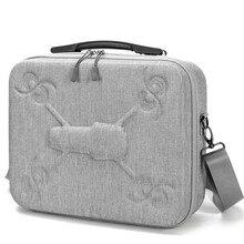 Boîte de rangement sac Portable sac à main sac à bandoulière housse de transport pour DJI Mavic 2 Pro Zoom Drone contrôleur intelligent valise accessoire