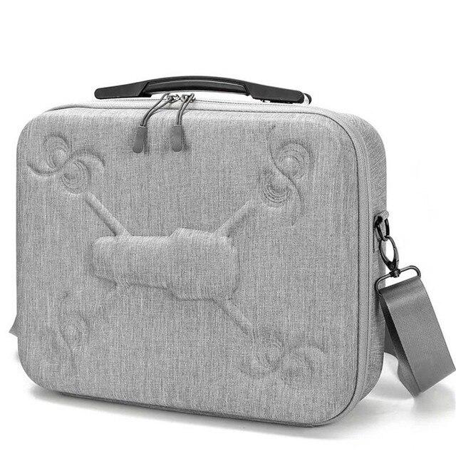 Lagerung Box Tragbare Tasche Handtasche Schulter Tasche Tasche für DJI Mavic 2 Pro Zoom Drone Smart Controller Koffer Zubehör
