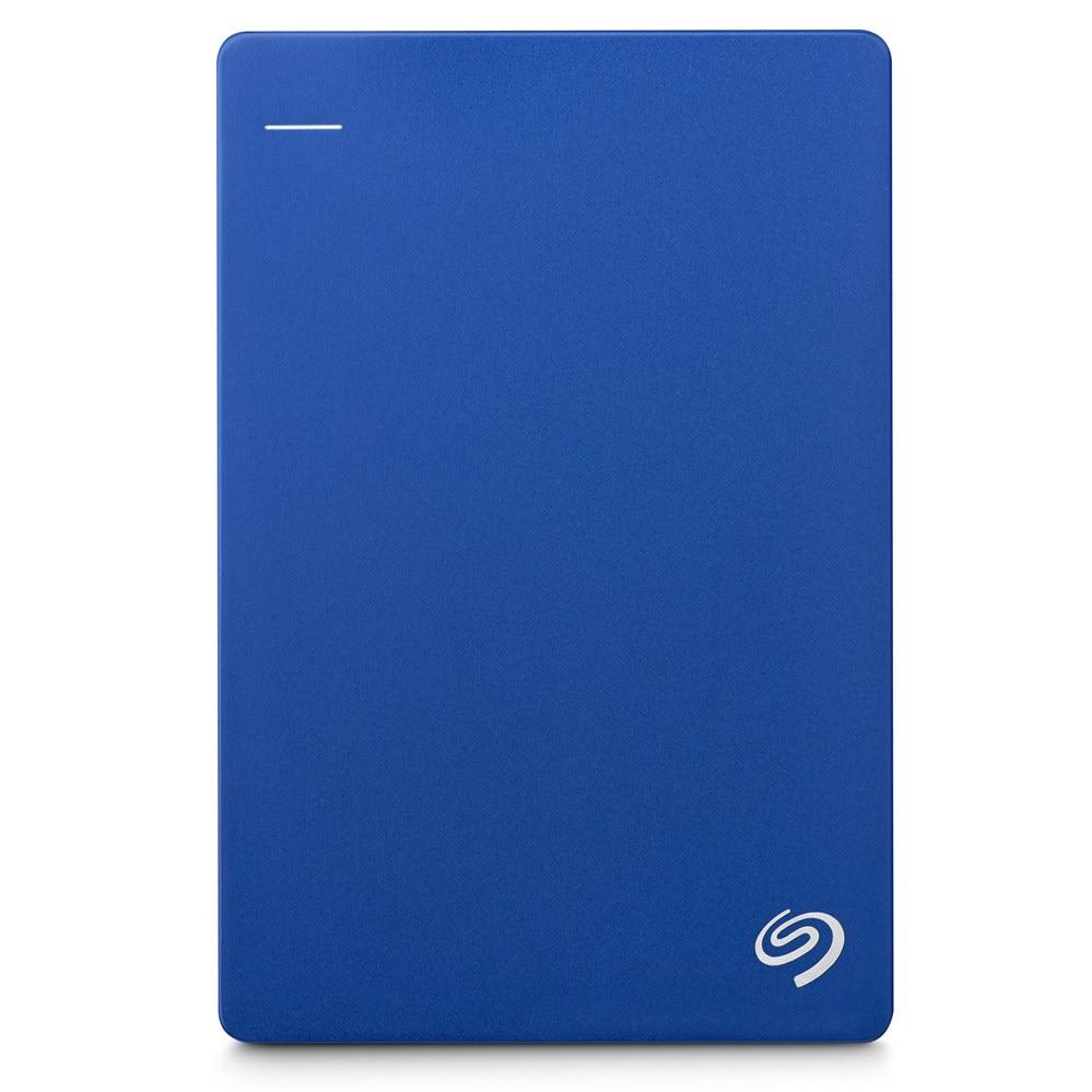 Sauvegarde Seagate Plus sauvegarde 2 to Plus lecteur Portable mince, bleu, 2000 go, 2.5 & ampampquot, USB type-a, 3.0 (3.1 Gen 1), Variable, B