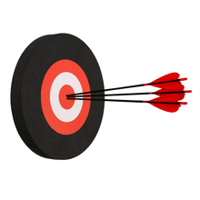Outdoor Portable EVA Archery Arrows Removable Target Shooting Arrow Bow Practice Training Accessories