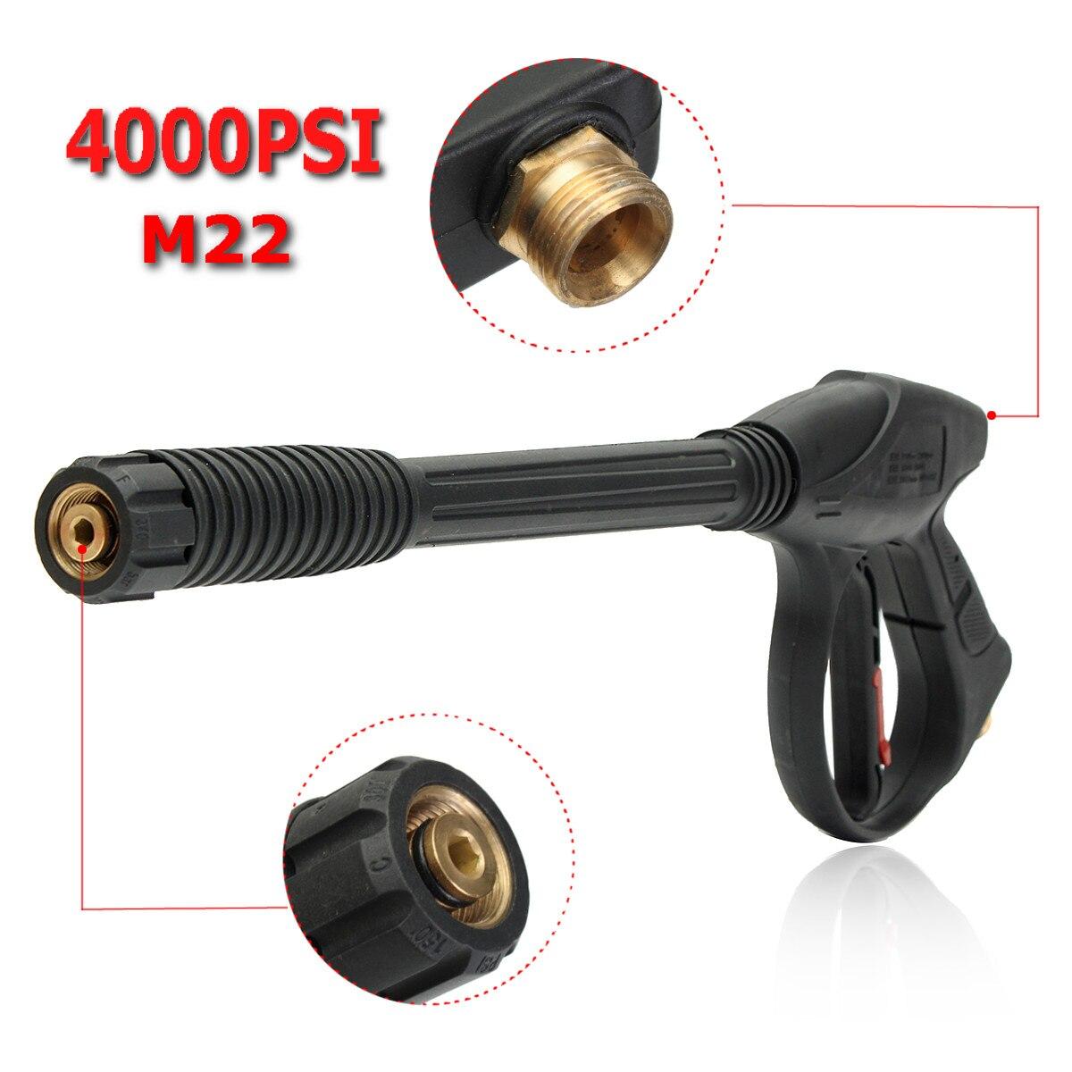 4000psi M22 High Pressure Spray G Un Spraying Washer Extension