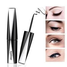 Eyeliner Gel Black Stamp Silk Eye Liner Pencil Waterproof Liquid Long Lasting Makeup Beauty Korea Comestics