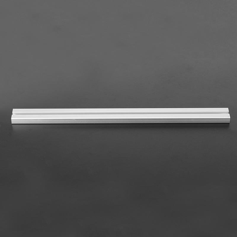 Sliver 500mm Length 1640 T Slot Aluminum Profiles Extrusion Frame For CNC Durable
