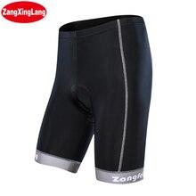 ZangXingLang велосипедные шорты мужские гелевые белые черные Бесплатная доставка с велосипедными шортами и велосипедными шортами