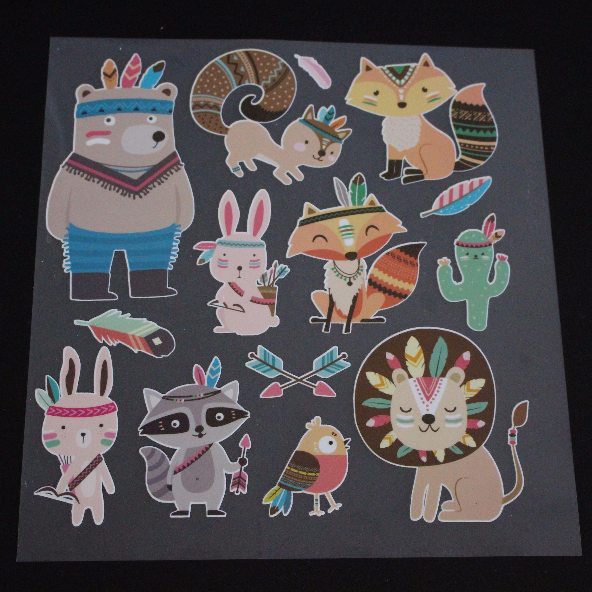 Feather Stencil Rhinestones Accessories For Clothing Heat Transfer Rhinestones For T shirt Print Flatback Cloth Art Decoration in Rhinestones from Home Garden