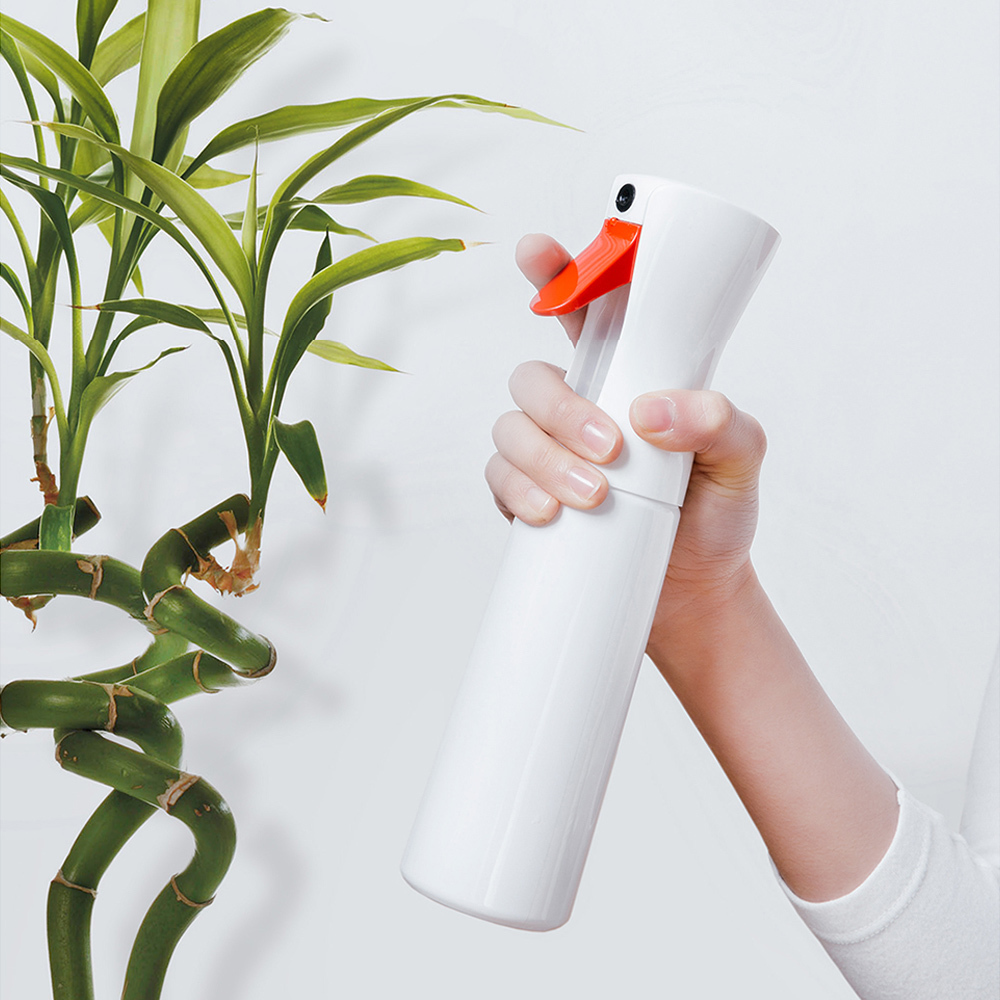 Xiaomi Mijia Yj Hand Pressure Sprayer Home Garden Watering Cleaning Spray Bottle 300ml For Family Raising Flowers And Cleaning