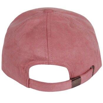 Fashion Women Girls Chic Suede Baseball Cap Solid Sport Visor Hats Adjustable 8