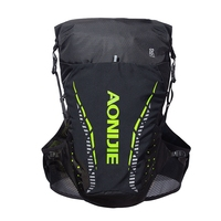 Aonijie Running Vest Hydration Bag Nylon 18L Backpack Outdoor Bag Cycling Hiking Trail Marathon