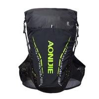 Aonijie Running Vest Hydration Bag Nylon 18L Backpack Outdoor Bag Cycling Hiking Trail Marathon