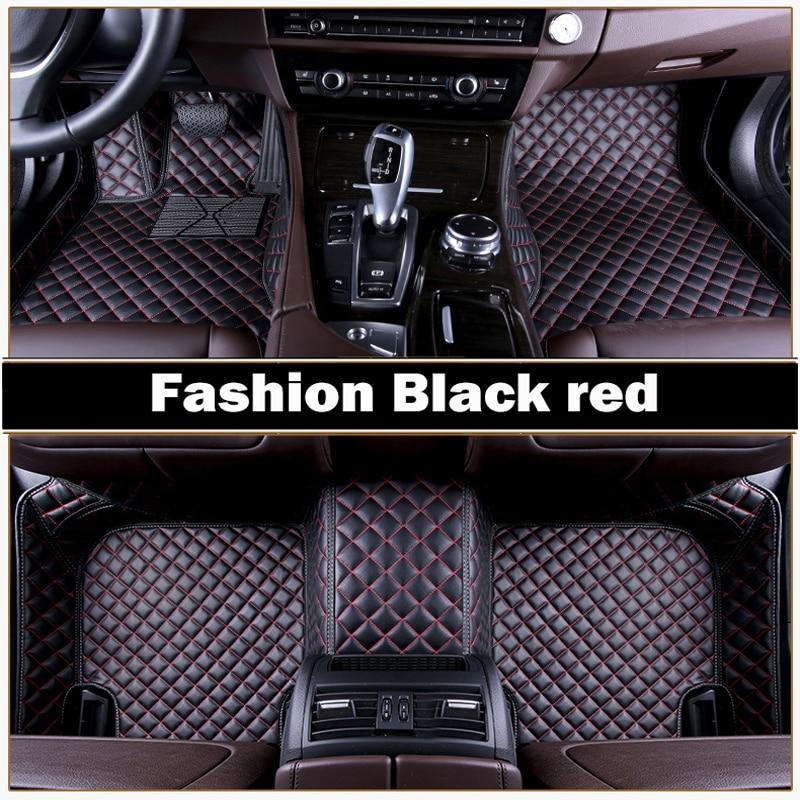 Custom made car floor mats for Lexus ES250 ES300H ES350 IS250 RX 350 CT GX  LS NX300H GS GX460 carpet rugs liners