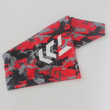 Daiwa Camouflage Fishing Scarf Sunscreen Scarves Quick Dry Bandana Neck Gaiter Windproof Outdoor Sport Cycling Face Mask
