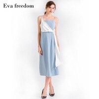 5eee5639a5831 2019 New Arrival Women S Temperament Dress Summer Spaghetti Strap French  Dress Women 91551