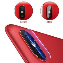 Camera Lens Tempered Glass For Xiaomi Mi 8 SE explore 6 A1 A2 5X 6X Redmi 6 Pro Note 5 Pro Global S2 Y2 Mix 2S Protector Film(China)