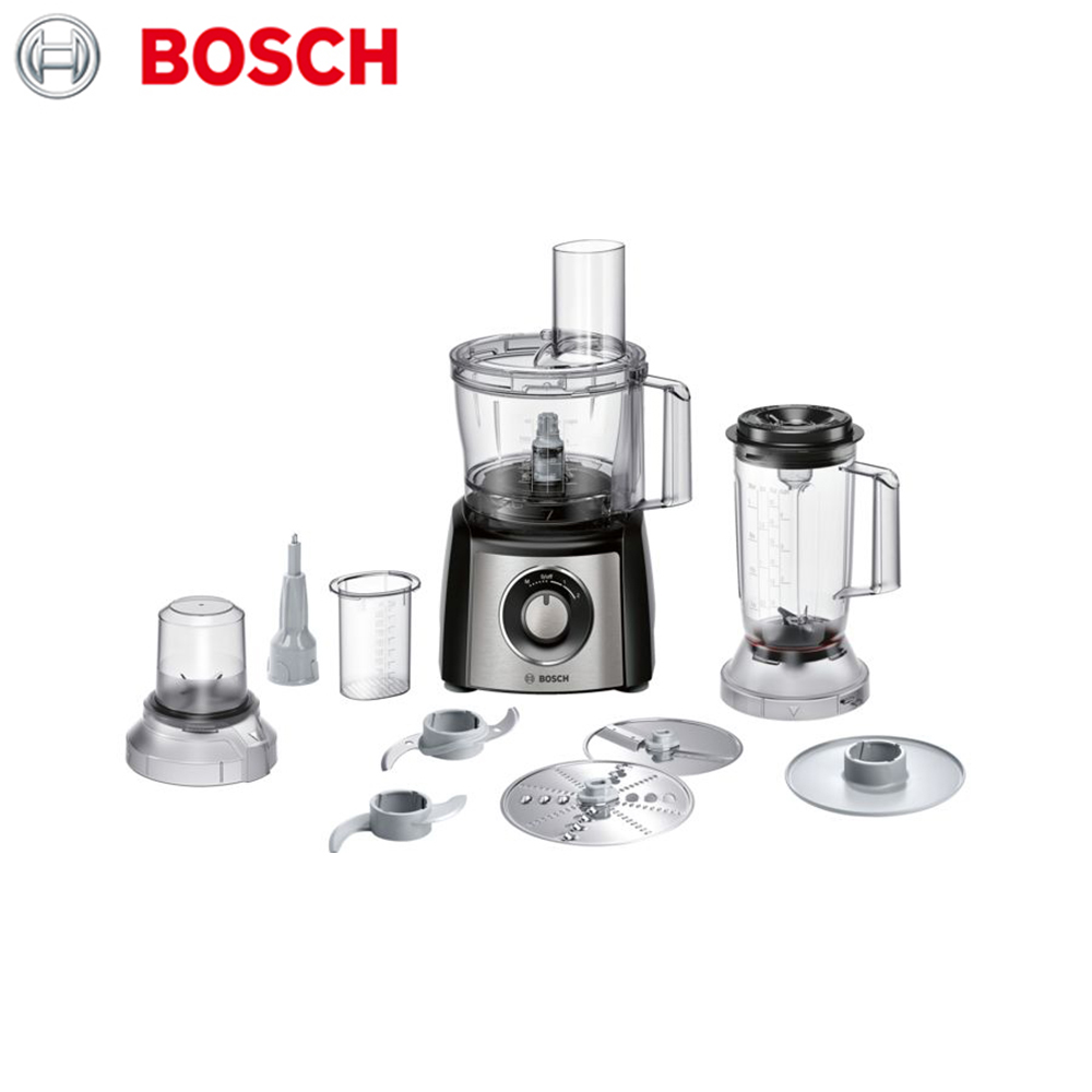 Фото - Food Processors Bosch MCM3501M home kitchen appliances machine tools automatic cooking assistant stainless steel spiral coil reverse screw knife pendulum kitchen cooking tools