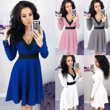 3de97729cdcd8 Fit and Flare Knee Length Dresses Promotion-Shop for Promotional Fit ...