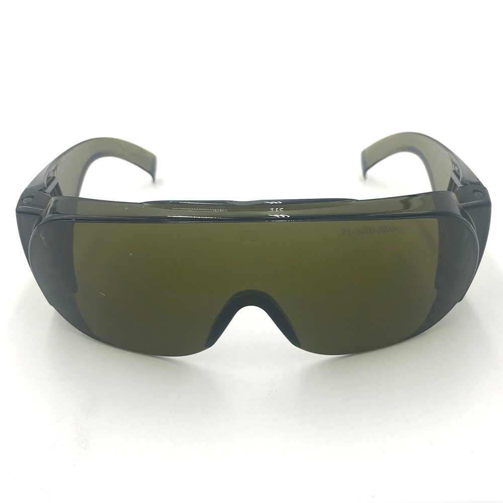 EP-IPL-3-6 IPL Professional CE Certificated IPL Eye Protection Eyewear 190nm-2000nm OD4+ Laser Protective Goggles Glasses ipl safety glasses ipl 3 190 2000nm ce for laser beauty machines