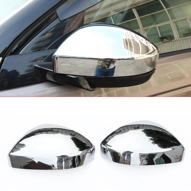 Auto Wing Mirror Exterior Dashing Sticker Strip Trim Car Styling Modification Protecter 15 16 17 FOR Land Rover Discovery Sport