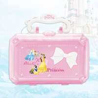 Disney princess Pretend Play Beauty Fashion Toys Mini Makeup Box Set Girl Toy Birthday House Gift Toy for children