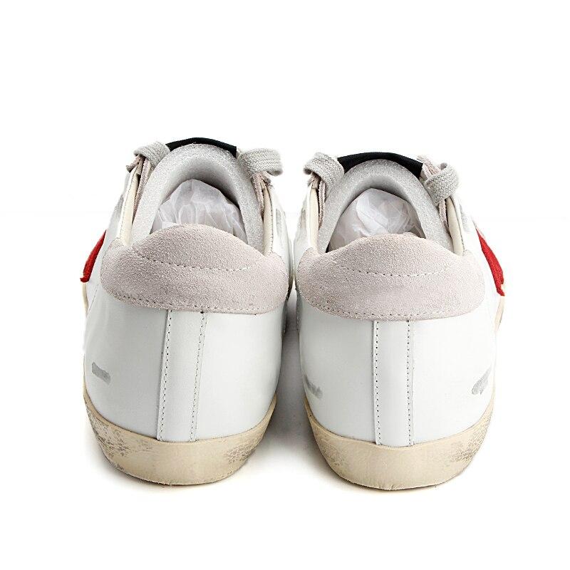 Cuir Sale Femmes Chaussures De Star En Rouge Vache Semelles Véritable Avec Haute Mode Up Rue Lace wRga1Wq8w
