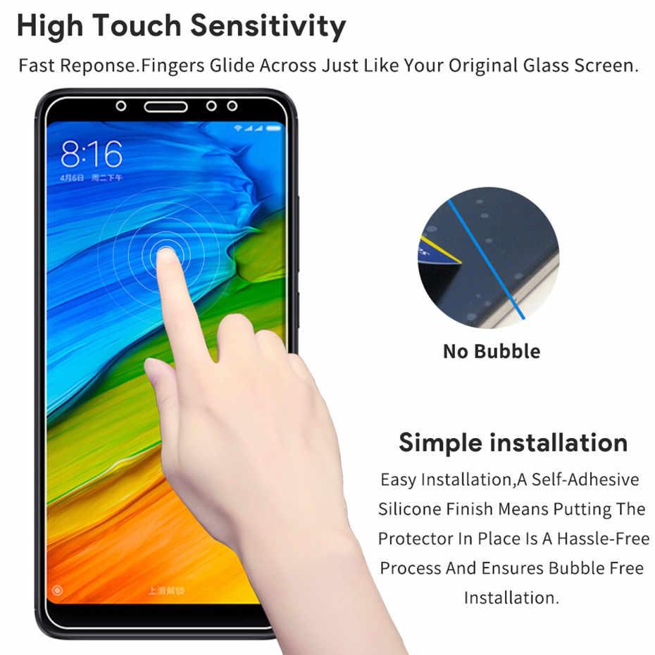 Protezione dello schermo per xiaomi redmi 5 6 5 più 4X 4A 5A 6A vetro temperato per xiomi redmi note6 Nota pro 5 nota 4x pellicola protettiva