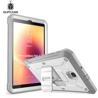 SUPCASE For Samsung Galaxy Tab A Case 8.0 2018 Release UB Pro Full Body Rugged Cover with Built in Screen Protector & Kickstand