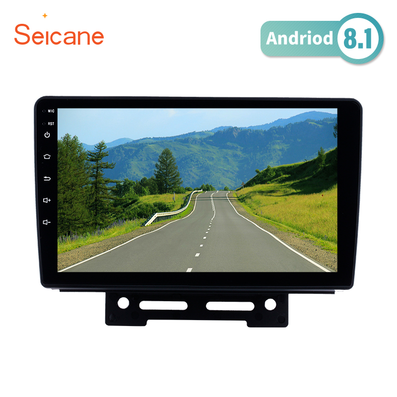 Seicane Android 8 1 GPS Navigation Car Stereo for Geely Emgrand EC7 2012 2013 2014 3G