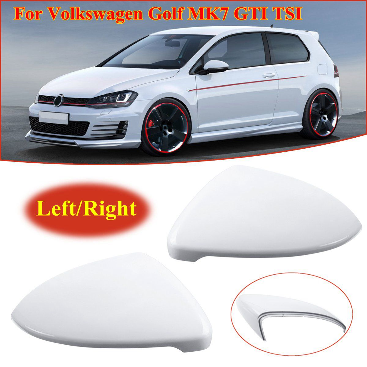 top 8 most popular vw golf mk7 interior mirror brands and