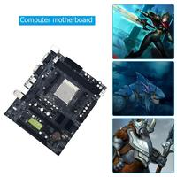 For Nvidia C68 C61 Computer Motherboard Support AM2 AM3 CPU DDR2+DDR3 High Compatibility Mainboard Computer Accessories