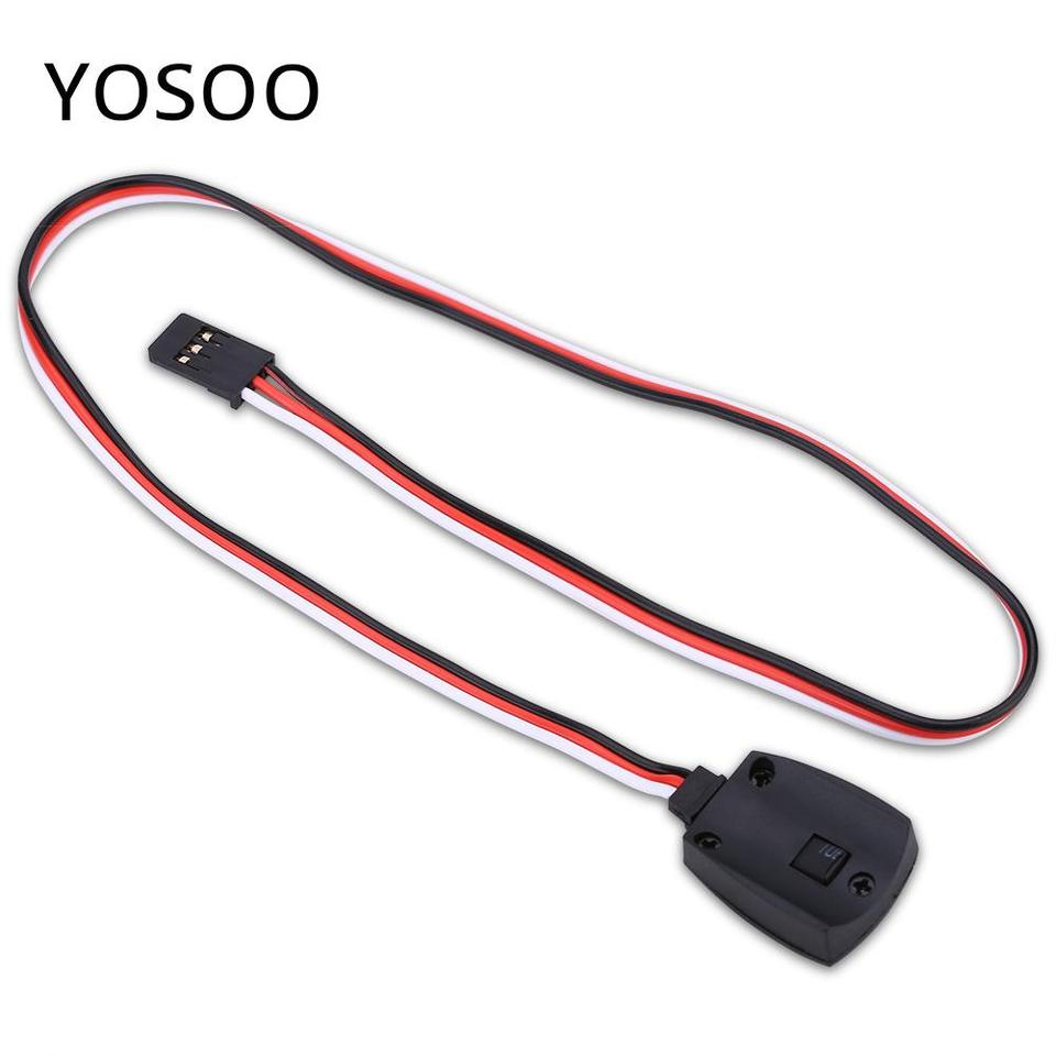 Battery Charger Protector Temperature Sensor Cable Line for B8 Lipo Battery