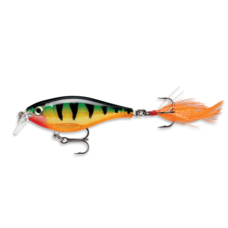 Image 5 - 9cm/13g Artificial Bait Fishing Lure  Wobbler Surface Dog Walking Pencil With Feather Hook Crankbait Lead Jigs Fishing Lures-in Fishing Lures from Sports & Entertainment