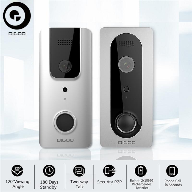 DIGOO SB XYA Wireless Full HD 1080P bluetooth WIFI Video Doorbell Pro Smart Home PIR Sensor