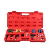 19PCS/SET Universal All Car Series Full Team Timing Belt Holder Set Comprehensive Engine Belt Timing Tool