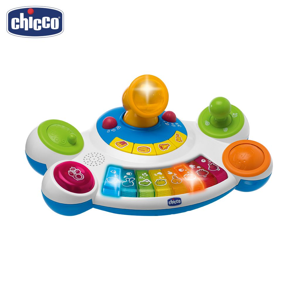 Toy Musical Instrument Chicco 16662 Learning & Education toys instruments Music kids baby for boys and girls Piano